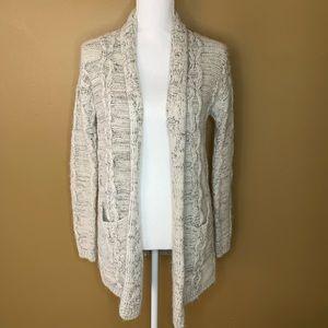 Cynthia Rowley Thick Knit Cardigan
